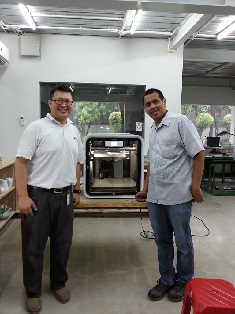 PT. Indo Porcelain (CubePro)
