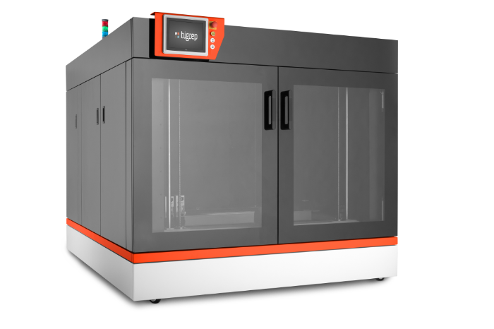 BigRep Pro 3D Printer | KeeraTech